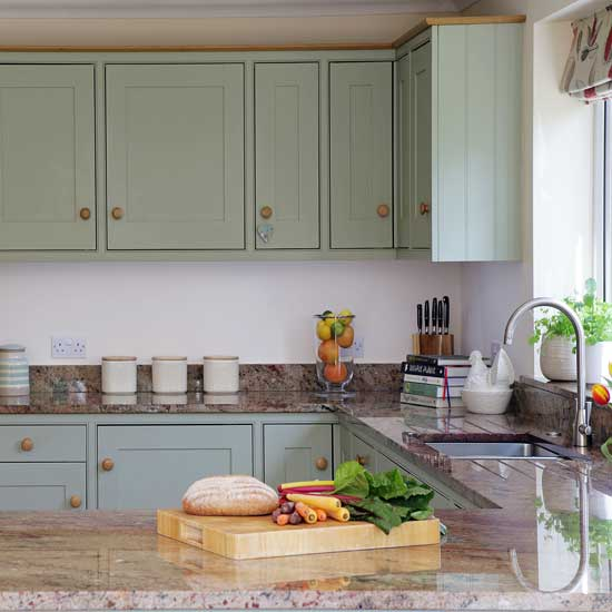 The Albury Kitchen by Shere Kitchens - beautiful kitchens handmade in Shere Guildford Surrey