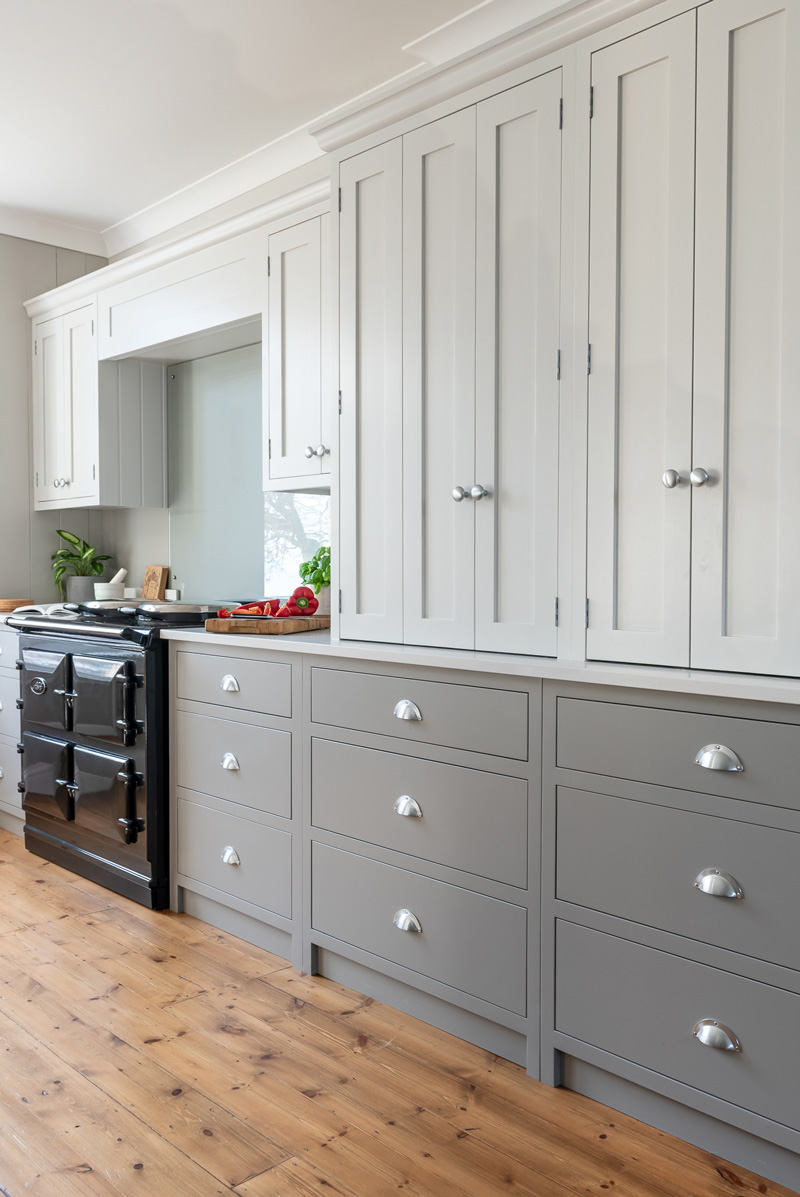 The Charterhouse Kitchen by Shere Kitchens - beautiful kitchens handmade in Shere Guildford Surrey