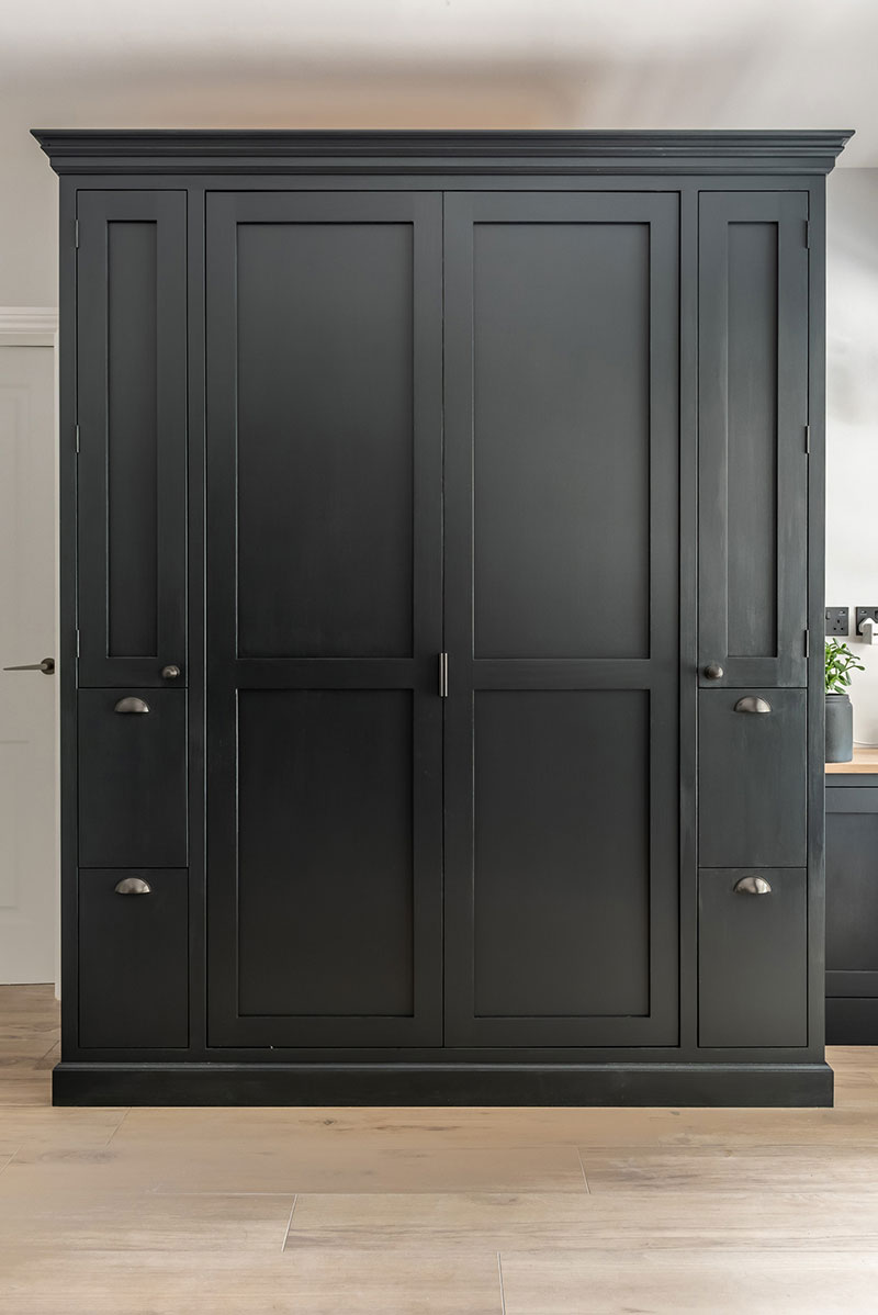 The Dene Kitchen by Shere Kitchens - beautiful kitchens handmade in Shere Guildford Surrey