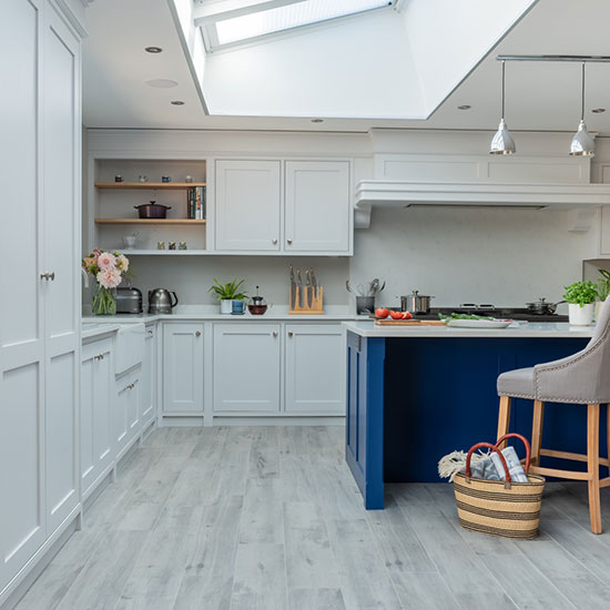 The Foxhills Kitchen by Shere Kitchens - beautiful kitchens handmade in Shere Guildford Surrey
