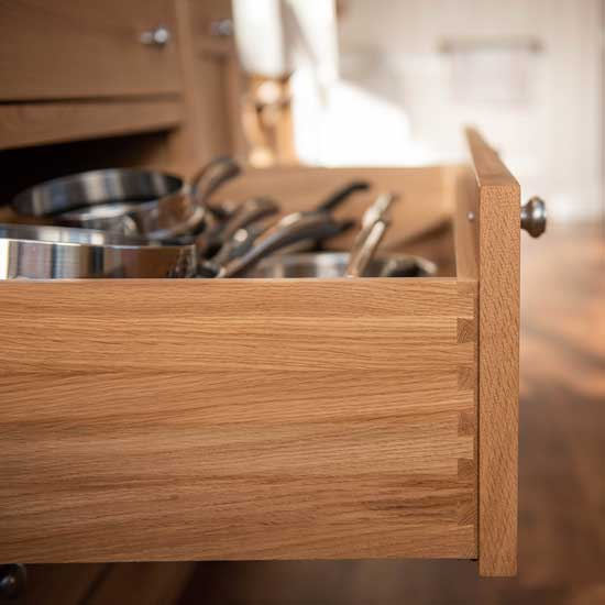 The Kitchen by Shere Kitchens - beautiful kitchens handmade in Shere Guildford Surrey