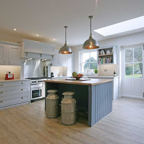 Bespoke Kitchens Handmade In Shere