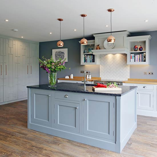 The Shere Kitchen by Shere Kitchens - beautiful kitchens handmade in Shere Guildford Surrey