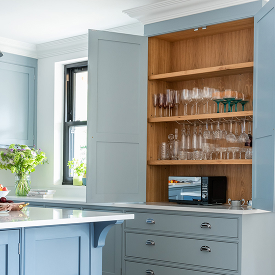 The Wild Wood Kitchen by Shere Kitchens - beautiful kitchens handmade in Shere Guildford Surrey